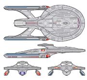 Luna class starship specs
