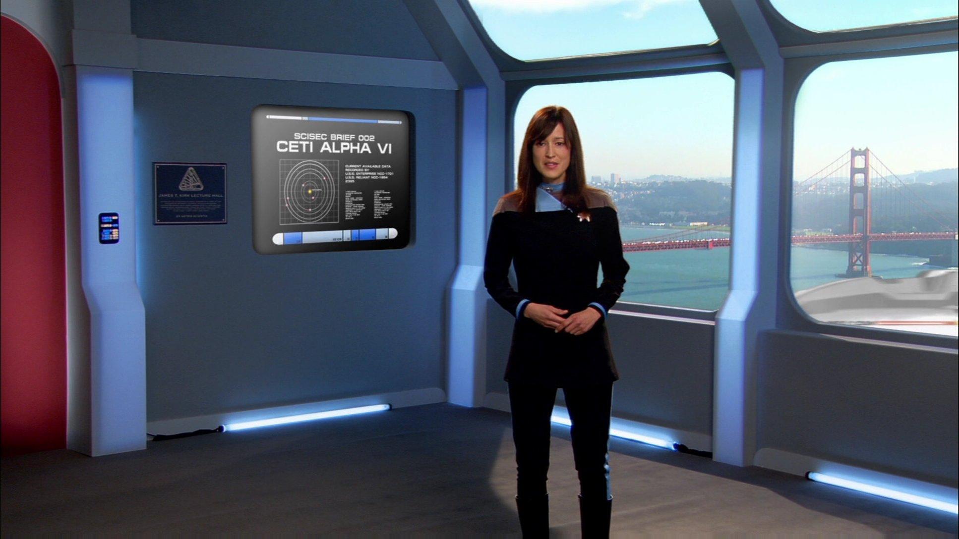 Starfleet Academy Scisec Briefs Memory Beta Non Canon