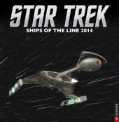 Ships of the Line 2014 cover