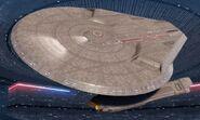 Hoover Discovery Era Starfleet Type 1