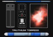 Trilithium torpedo