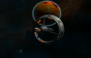 Klingon weapons platform