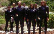 Starfleet uniforms (from 2373 onwards)