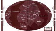 Vulcan planet atlas
