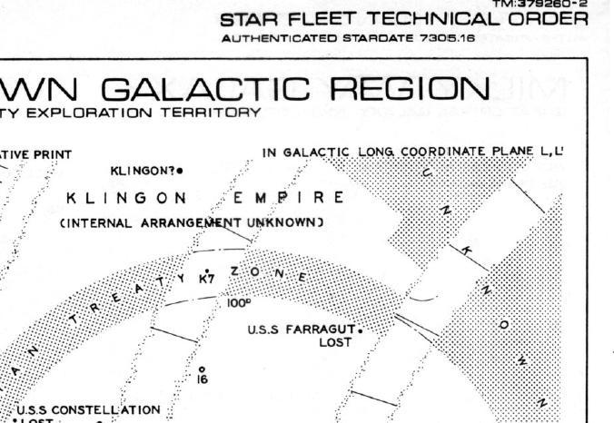 SFTM map detail