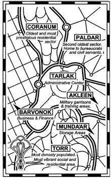 Cardassia City Map