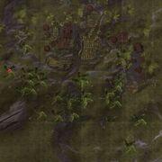 Martok estate map
