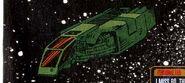 Klingon shuttle
