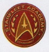 Starfleet Academy seal