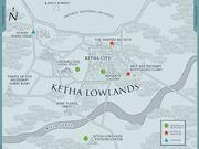 Ketha Province map