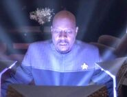 Sisko orb experience