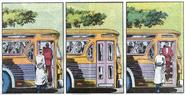 Bus DC Comics