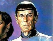 Spock corona