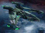 Hathos class Romulan Type 3