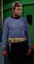 Imperial Starfleet sciences uniform, 2267
