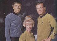 Spock Rand Kirk 2266
