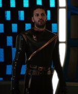Imperial Starfleet operations uniform, 2256