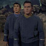 Pike Spock Talos