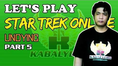 Let's Play Star Trek Online - Undying - Part 5