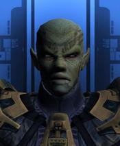 Commander Karatek