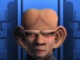 Ferengi Merchant Captain