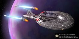 Federation USS Sovereign