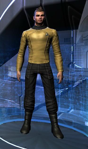 Star Trek Online Tos