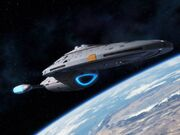 Uss voyager by thefirstfleet-d681l6u