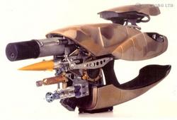 Zorg ZF-1 Pod Weapon