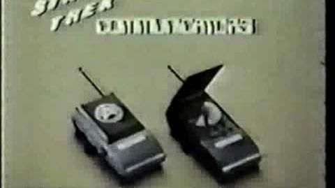 Early 1970's Star Trek Toy TV Commercial Mego