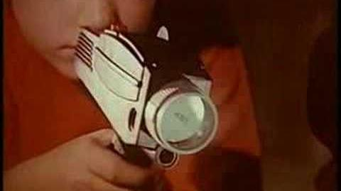 Mego Star Trek Phaser Game Commercial