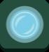 Inv blue orb