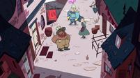 S1e1 mewni villagers