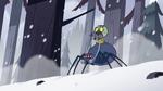 S2E2 Ludo riding the giant spider