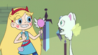 S2E30 Star Butterfly talking with Baby
