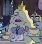Unnamed four-armed princess profile