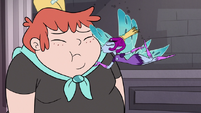S1E12 Pixie Empress kissing Ferguson