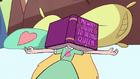 S2E3 Star under a book
