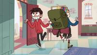 S1E6 Marco and Gustav's secret handshake 6