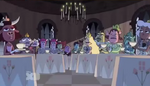 S1E19 Princesses sipping tea