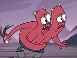 Monstro de Duas Cabeças