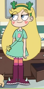 Star Butterfly (cactos)