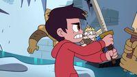 4 сезон Марко и Ривер сражаются с рыцарями
