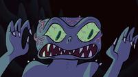 S1e1 second monster face