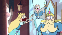 S1e1 star reaching for wand