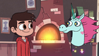 S2E24 Marco and Pony Head make a pizza together