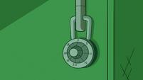 S2E4 Marco Diaz's padlock