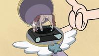 S1E8 Wand-powering unicorn tired and emaciated