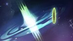 S2E2 Dimensional portal opens in the void