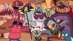 Star Vs the Forces of Evil Soundtrack Yard Battle